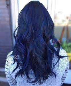 sapphire black hair color best 25 dark blue hair ideas on pinterest