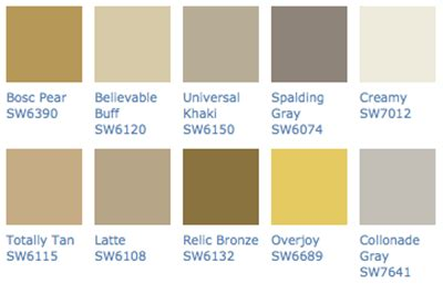 more color trends for 2012 favorite paint colors