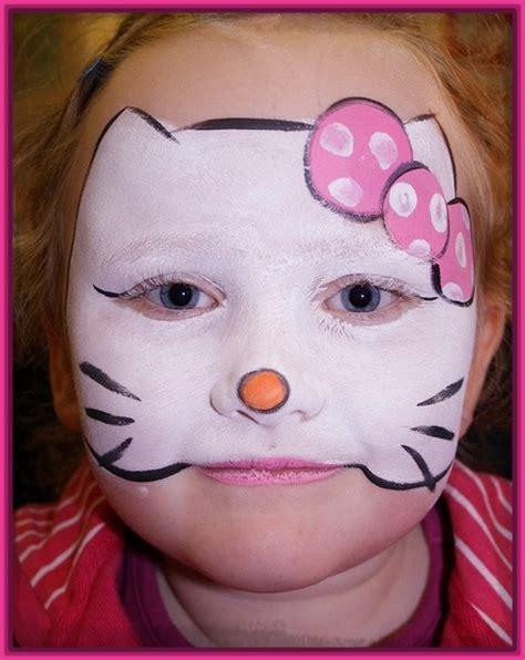 imagenes de halloween para pintar la cara pinturas para pintar la cara ideas de disenos ciboney net