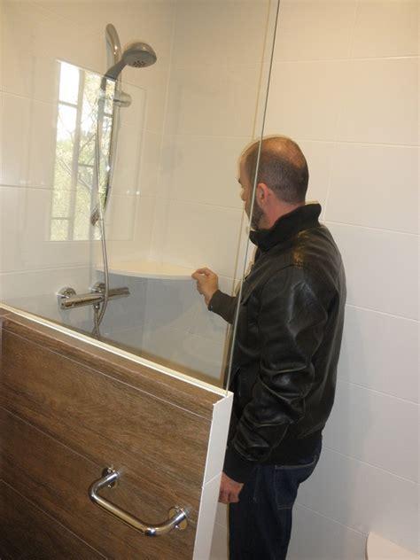 baños con ducha de obra cuadritos para embaldosar el ba 241 o