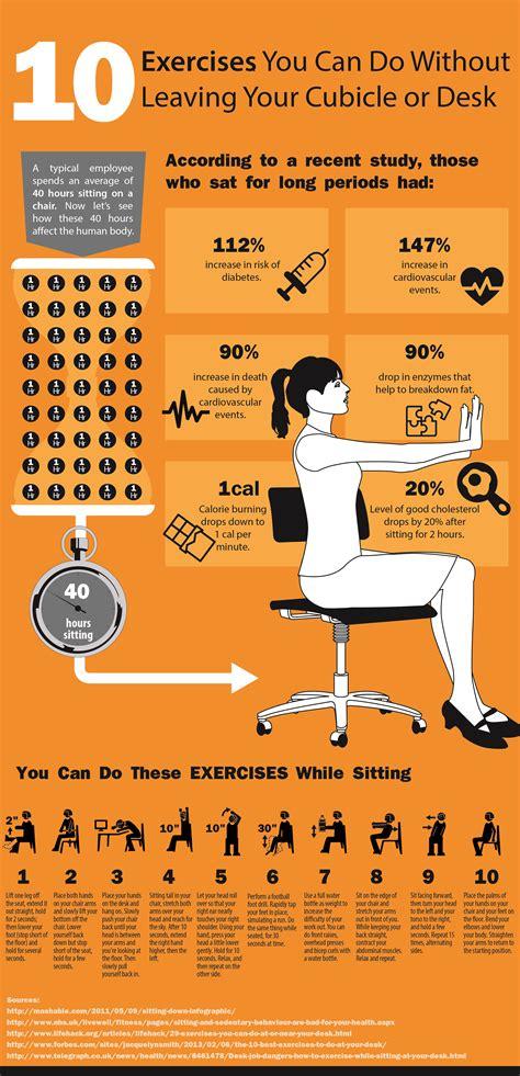 exercises      cubicle  desk yeg fitness