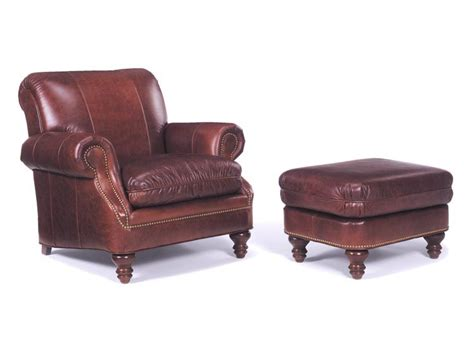 Foster Furniture by 8753 Foster Ottoman Leathercraft Furniture
