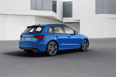 Audi Q5 Rs by New Audi Q5 Rs On Track For 2017