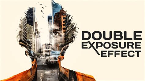 double exposure city tutorial double exposure portrait photoshop tutorial man and city
