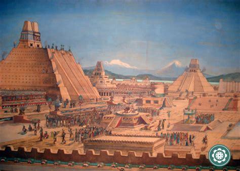 tenochtitlan, aztec city thinglink