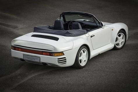 porsche 959 price unique porsche 959 convertible speedster up for grabs