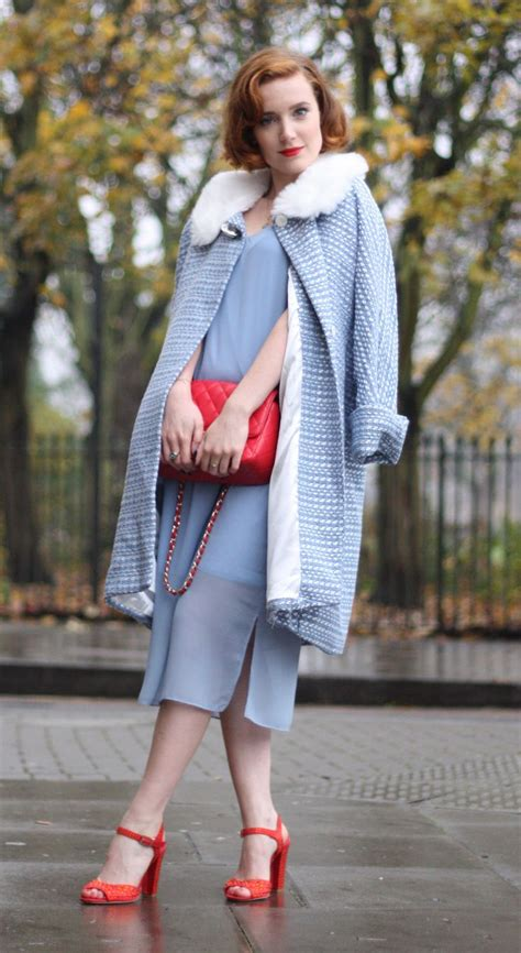 Blue Sweet Retro Dress From Tara Deluxe 72 best images about retro inspired style on