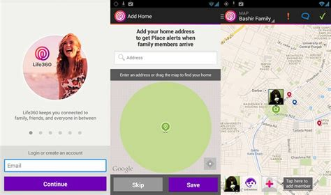 life360 android 10 best android tracking app to find it all