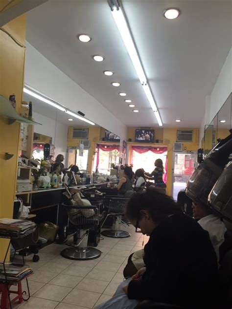 salon unisex near me tatimar unisex salon hair stylists manhattan valley
