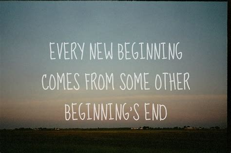 s day ending song quotes about new beginnings in quotesgram