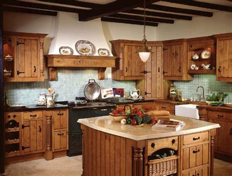 Country Ideas For Kitchen Country Kitchen Decorating Ideas On A Budget