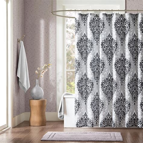 luxurious shower curtain luxury shower curtains for your master bath household