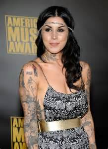 kat von d american music awards reality ink