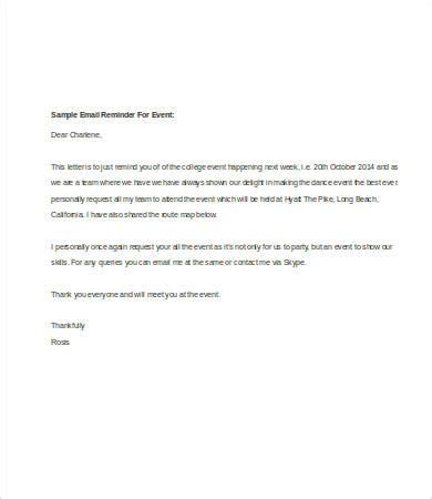 kindly reminder email sample images download cv letter