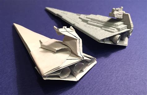 wars origami episode i vehicles and vessels