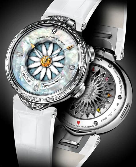 margot is a unique s created by christophe claret