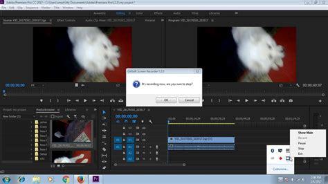 adobe premiere pro rotate video how to rotate upside down video in adobe premiere pro cc