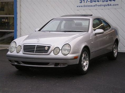 repair anti lock braking 1999 mercedes benz clk class seat position control buy used 1999 mercedes clk320 serviced detailed in carmel indiana united states for us