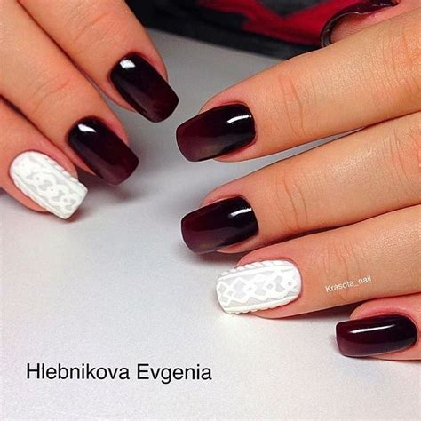 maroon color nails best 25 maroon nails burgundy ideas on