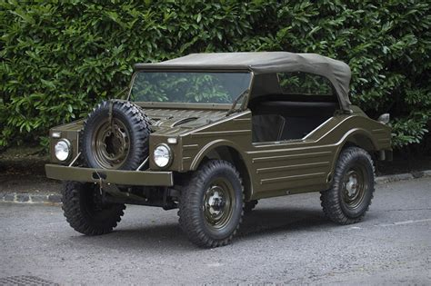 volkswagen thing 4x4 porsche made a 4x4 that looks like a vw thing got a