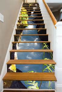 Stairs Artist by Stairway Art Decorates Your Staircases With Beautiful