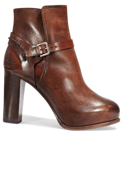 best brown boots for fall 2015 fall 2015 boot trends
