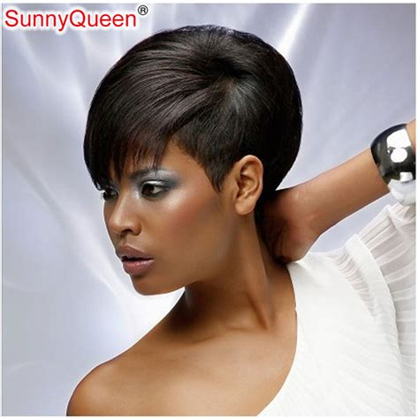 bump 27 piece hairstyles aliexpress com buy 7a peruvian virgin human hair short
