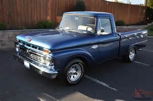 1966 Ford Truck For Sale Rod Ford 1966 F100 Truck For Sale