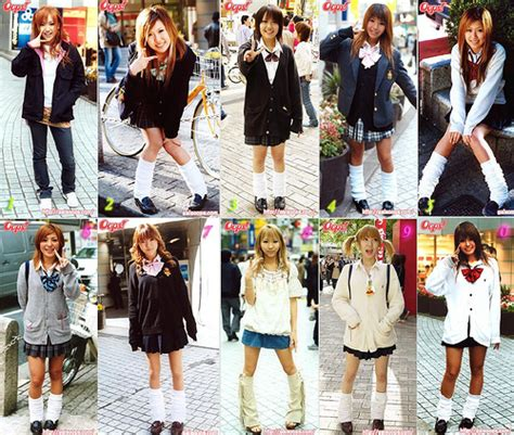 Japanese School Girls In Their Uniforms Credits To Flickr   revolving around ijime my js2222 blog