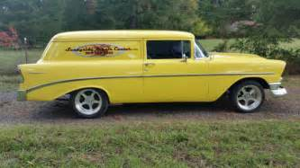 1956 Chevrolet Sedan Delivery For Sale 1956 Chevy Sedan Delivery Only 7441 Manufactured