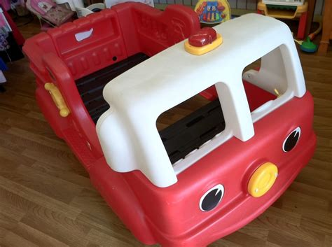 fire engine toddler bed step 2 fire truck toddler bed yelp