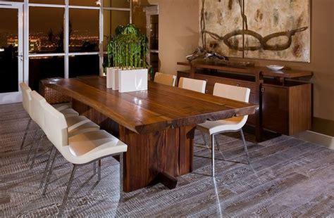 charmante table en ch 234 ne salle 224 manger deco moderne
