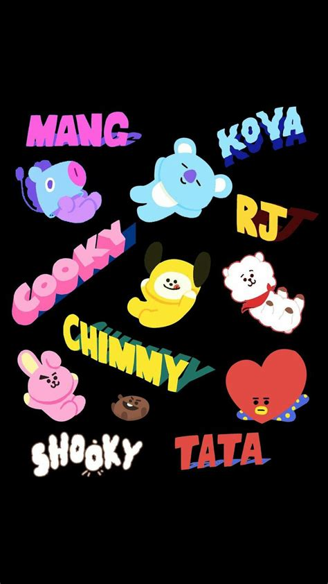 bts universtar bt21 bt21 ulletproof pinterest bts kpop and wallpaper