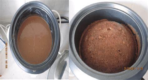 membuat kue rice cooker mau bikin kue dari rice cooker caranya gang kok anak