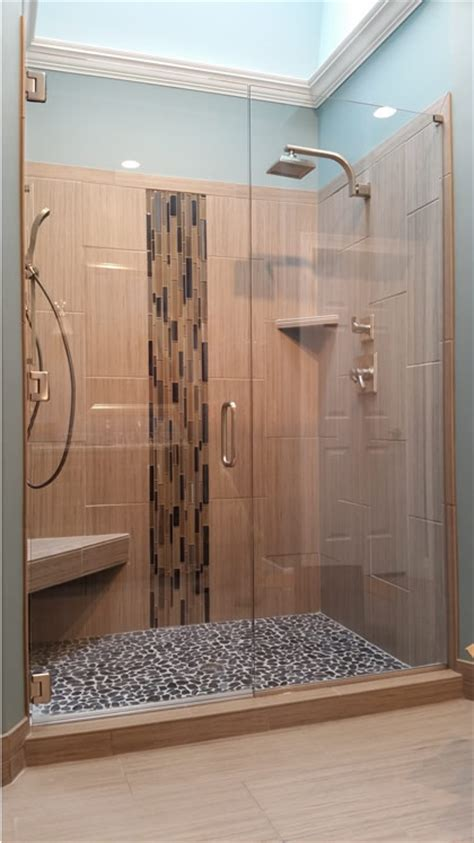 Custom Frameless Shower Door Doors Nashville Garage Doors Nashville Custom Garage Doors Installation Parts Services Tn