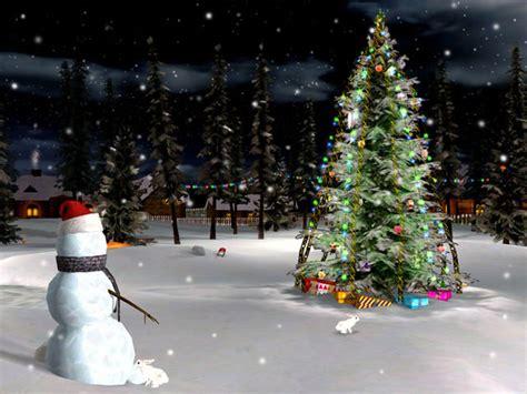3d christmas eve screensaver create a truly festive