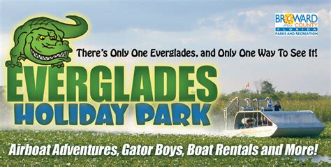 airboat tours ta everglades holiday park airboat tours