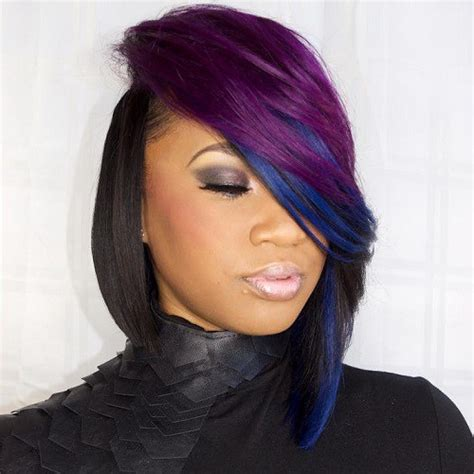 Weave Hairstyles Pictures by 35 Weave Hairstyles You Can Easily Copy