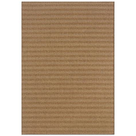 brown stripe rug weavers karavia stripe rug in brown www bedbathandbeyond