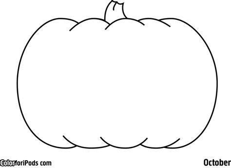 o lantern template jackolantern coloring pages coloring home