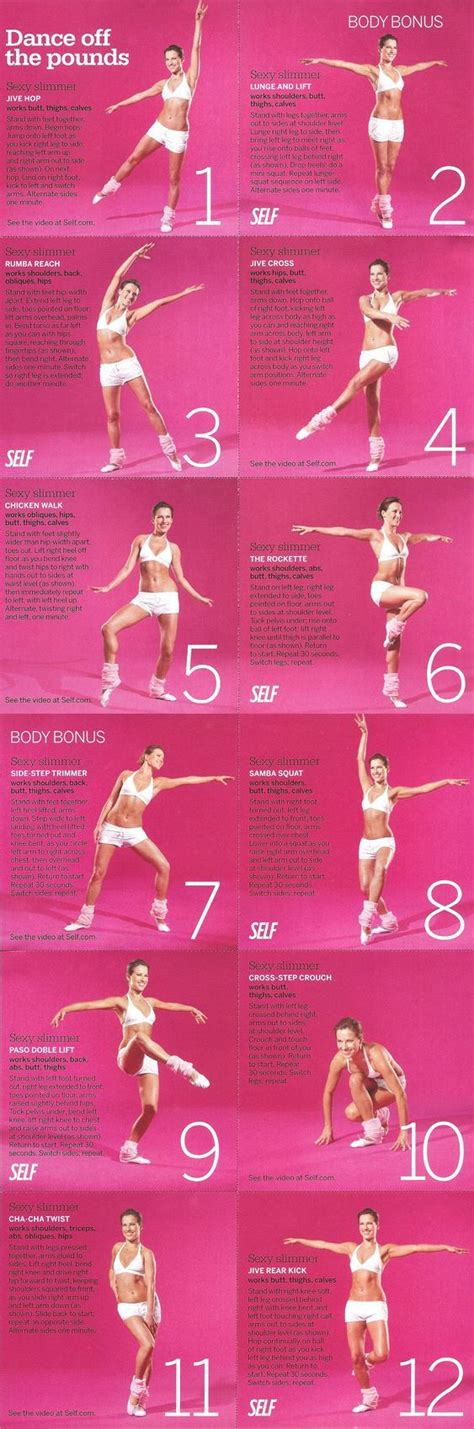 78 ideas about dancer workout on