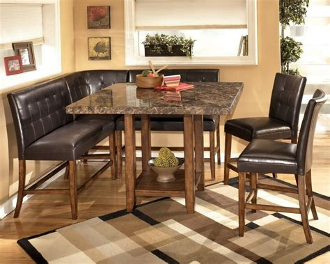 corner banquette dining kitchen superb kitchen table with bench l shaped