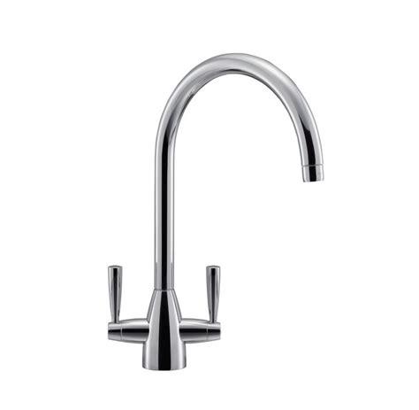 kitchen sink mixer taps b q franke eiger chrome effect monobloc tap departments