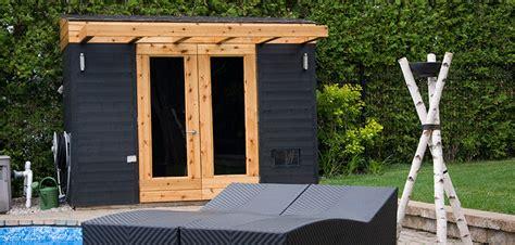contemporary shed plans cabanons et remises de jardin modernes montreal outdoor