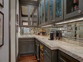 Black Glass Tiles For Kitchen Backsplashes 25 stylish galley kitchen designs designing idea