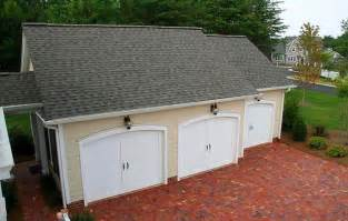 House Plans With 2 Separate Attached Garages by Detached Garage Pictures