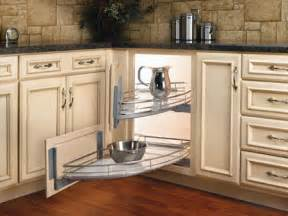 Cabinets with a quick list of kitchen corner cabinetry options