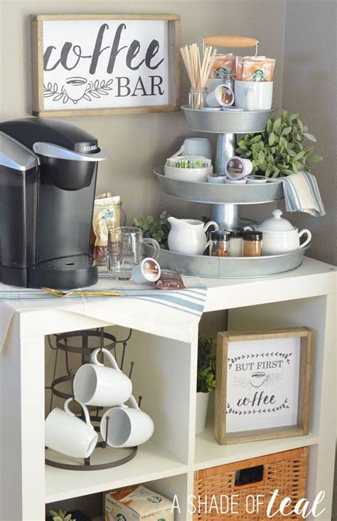 coffee nook ideas best 25 coffee stations ideas on pinterest coffee bar