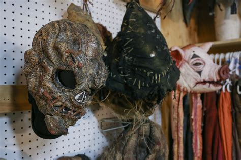 house of torment acc entrepreneur transforms backyard haunted house into a national icon acc newsroom