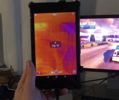 thermal android seek thermal turns your android phone tablet into a thermal imaging phoronix